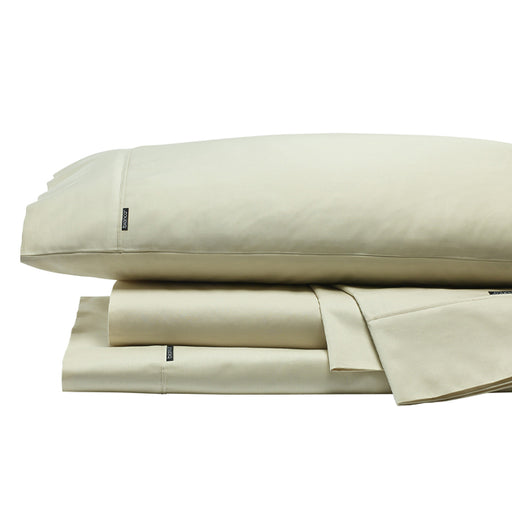 Kingston 500THC Cotton Sheet Set Range Stone