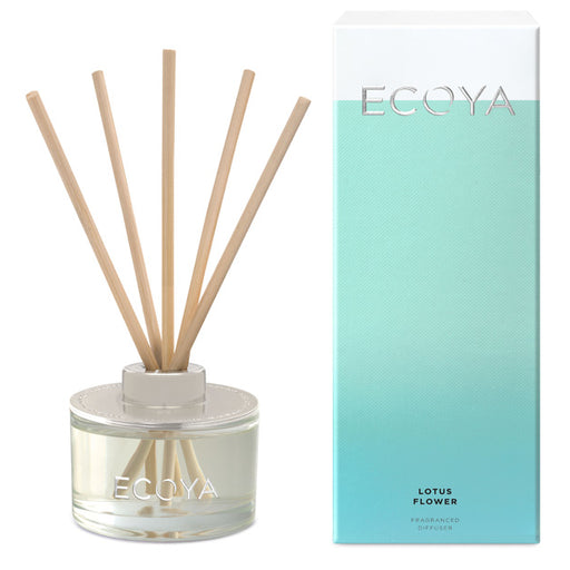 Mini Reed Diffuser 50ml Lotus Flower