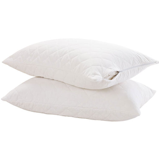 Cotton Standard Pillow Protector