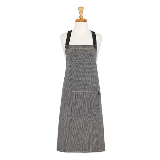 Eco Recycled Apron Charcoal