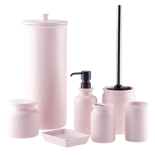 Marino Bathroom Accessories Range Soft Pink