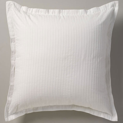 Balmoral European Pillowcase White