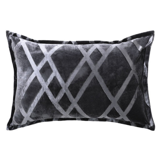 Diez Quilt Cover Set Range Charcoal