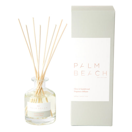 Reed Diffuser 250ml Clove and Sandalwood