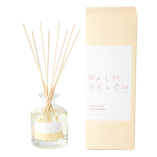 Reed Diffuser 250ml Coconut and Lime