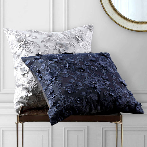 Bowral 45x45cm Filled Cushion Navy