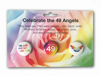 Celebrate the Angels Pin Collection