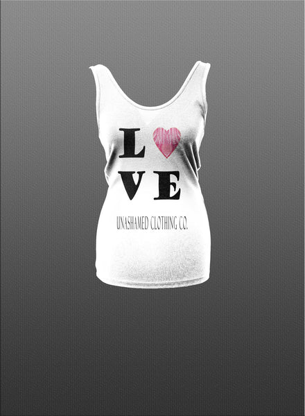 Agape Love Ladies Tank