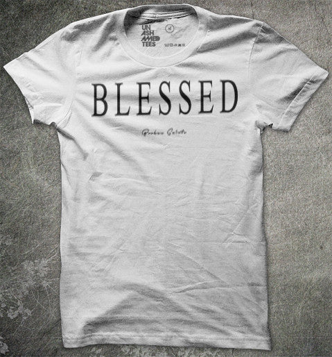 Broken Saints Blessed Tee