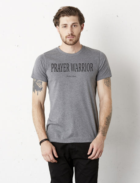 Broken Saints Prayer Warrior Tee