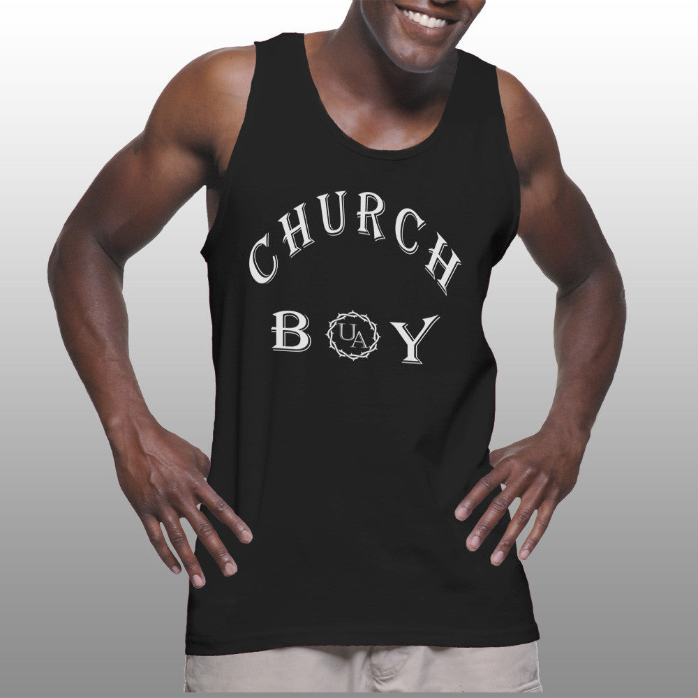 Church Boy Tank