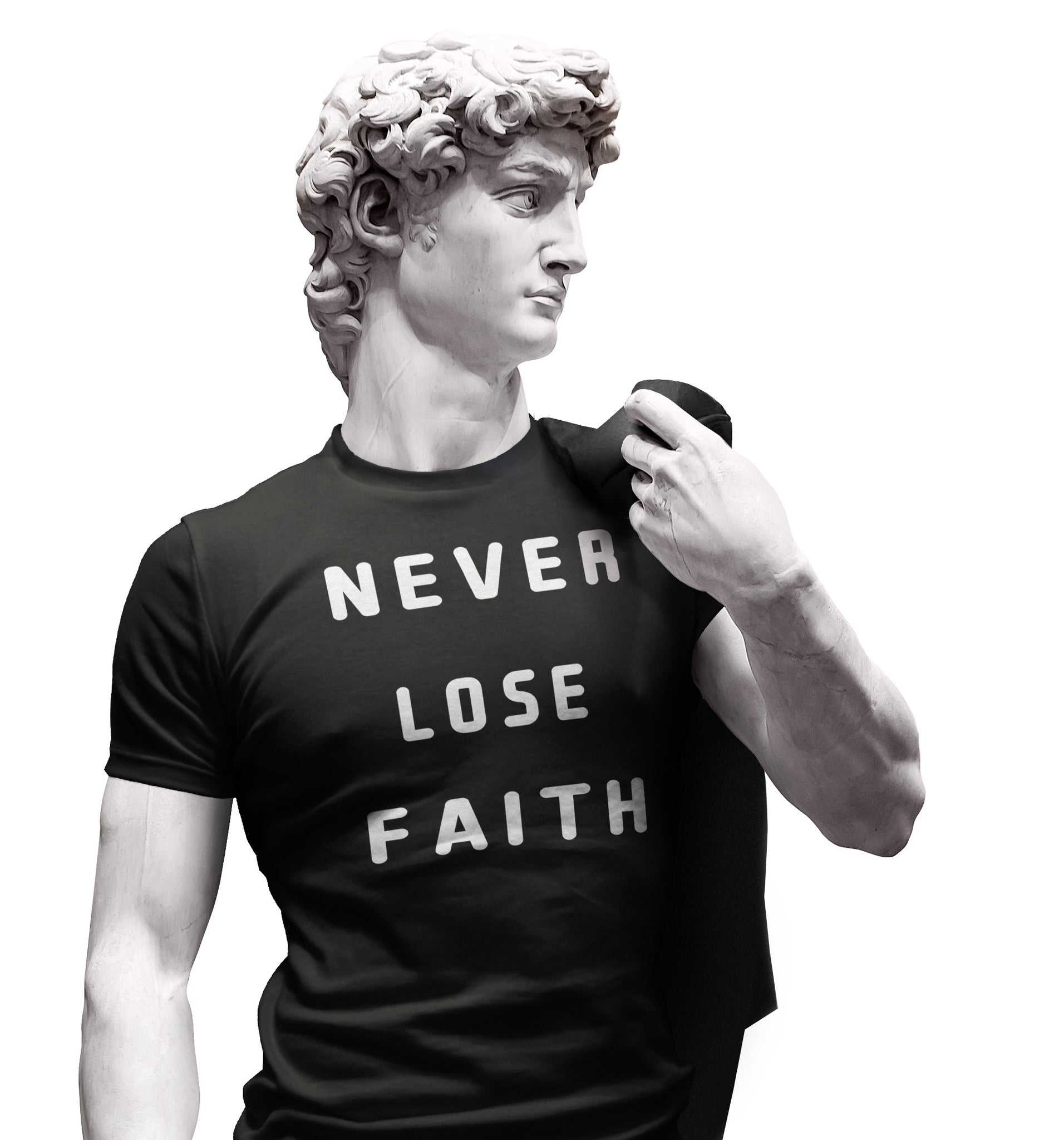 Never Lose Faith Tee