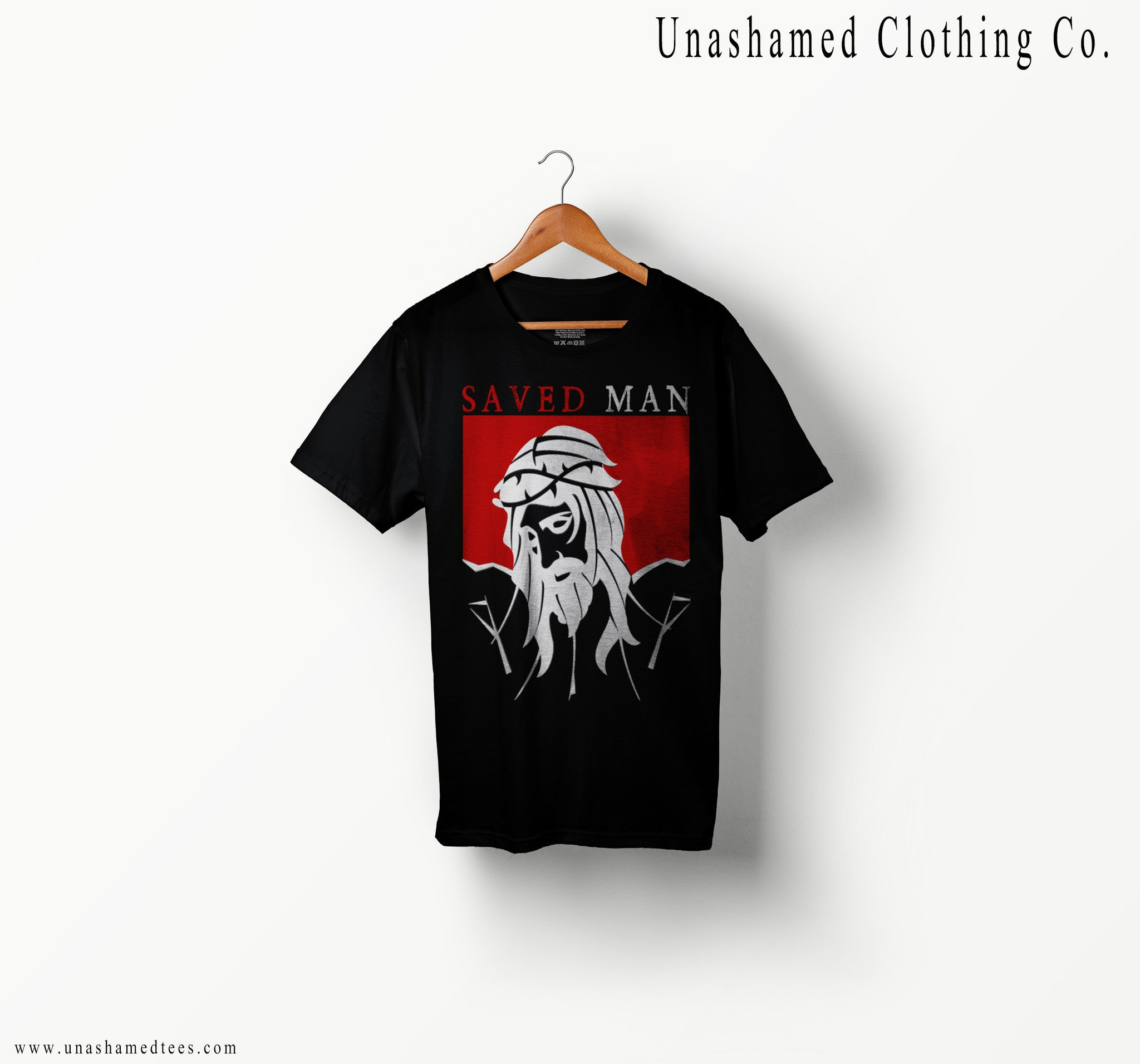 Saved Man Tees