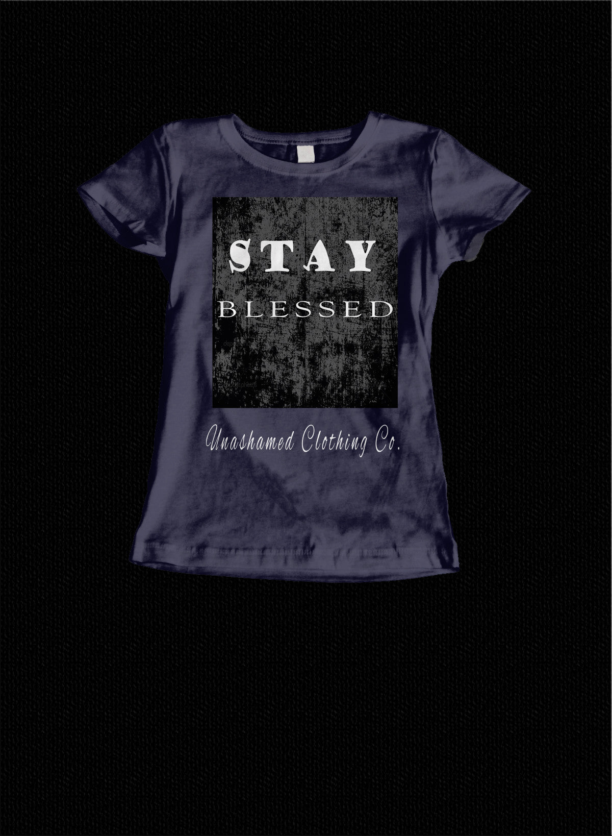 Stay Blessed Ladies Tee