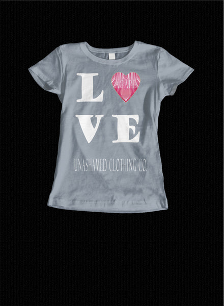 Agape Love Ladies Tee