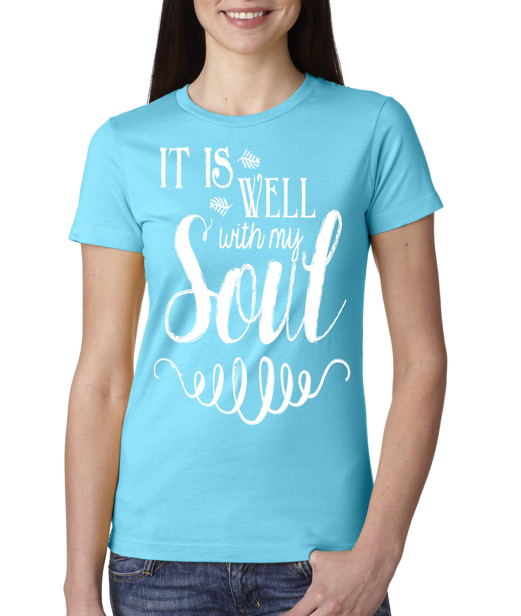 It is Well Ladies Tee