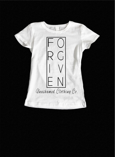 Forgiven Ladies Tee