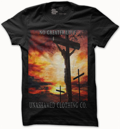 No Greater Love Mens Tee