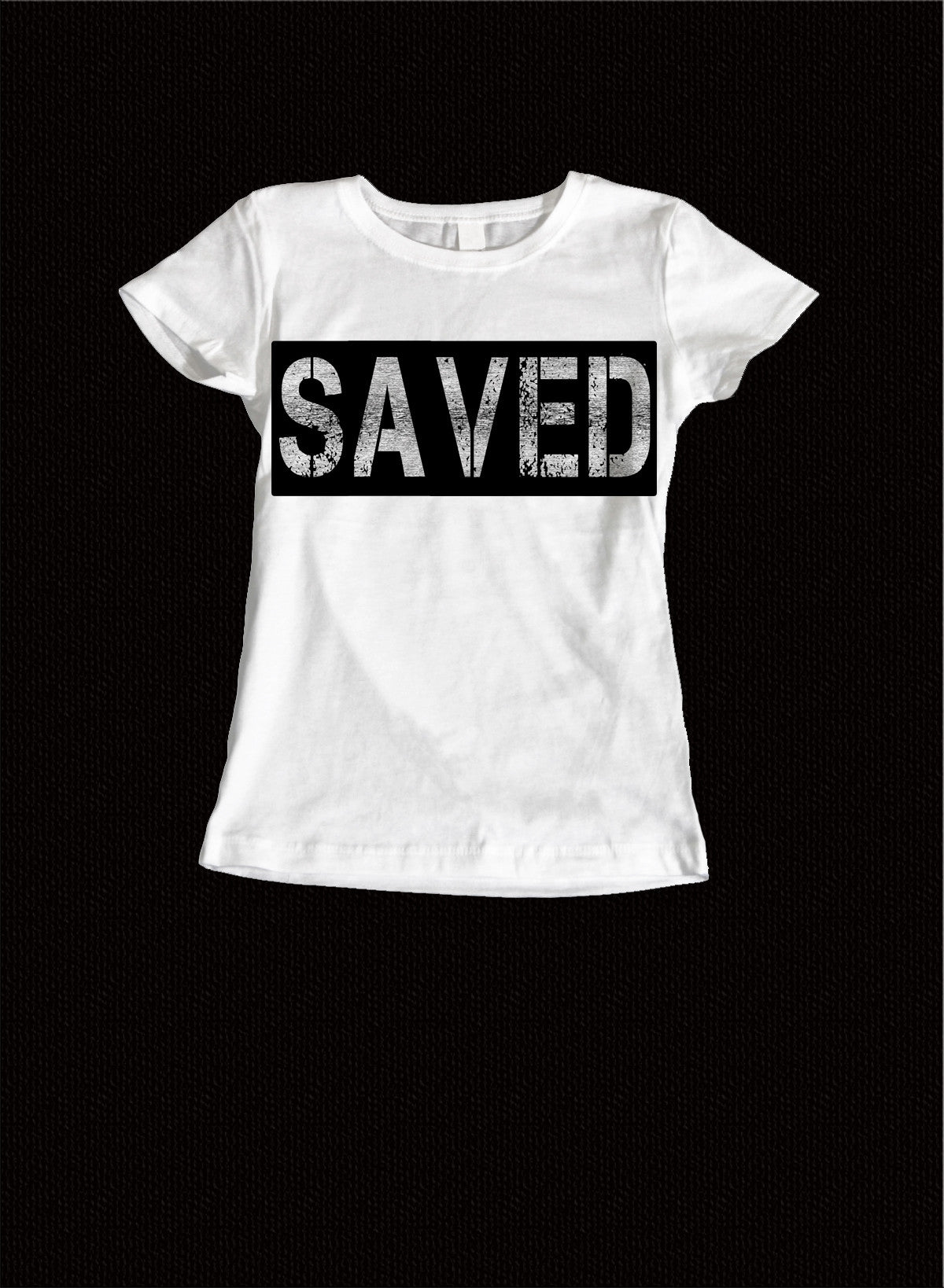 Saved Ladies Tee