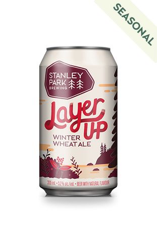 Layer Up Winter Wheat Ale 355ml 6-Pack