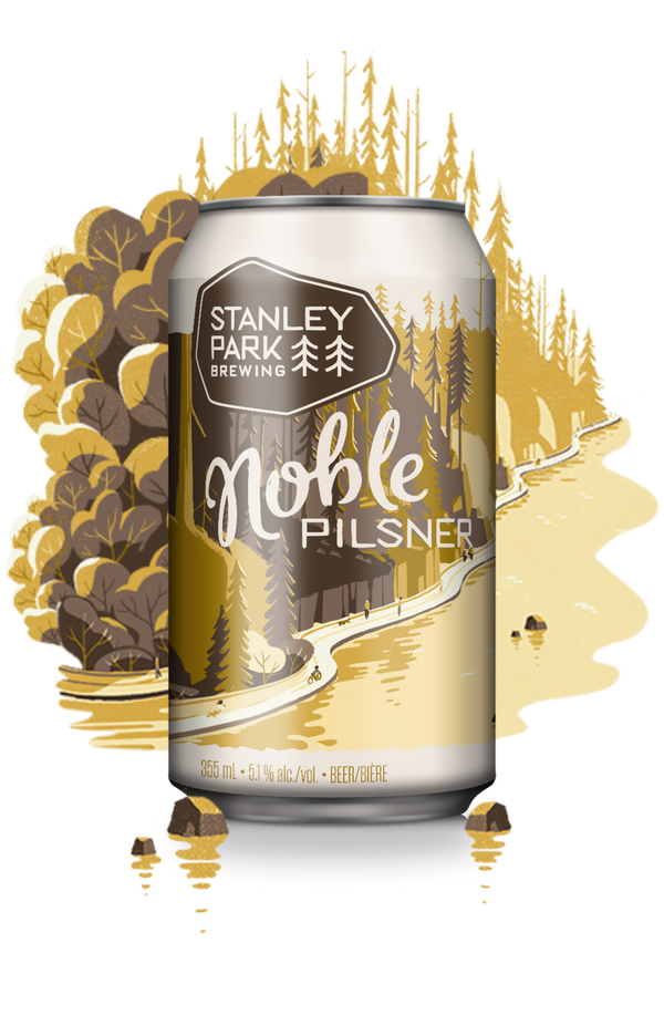 Noble Pilsner 355ml 6-Pack