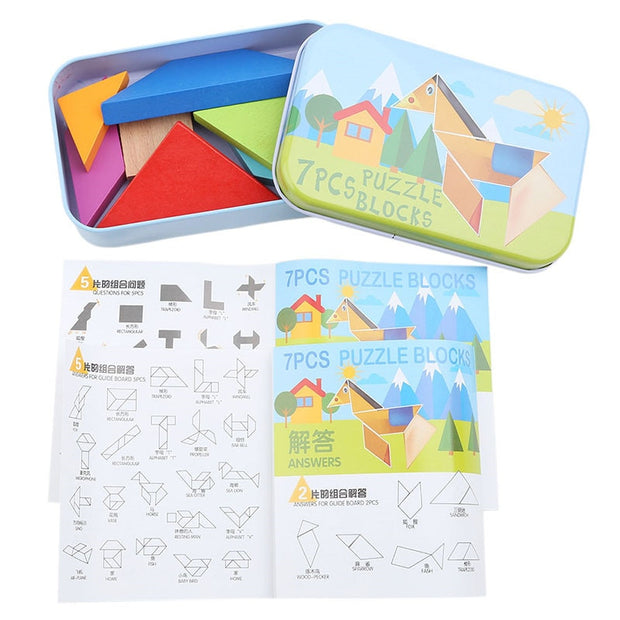 SHAPES Educational Toy