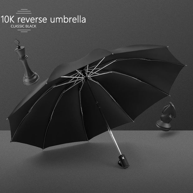 Reflective Inverted Umbrella