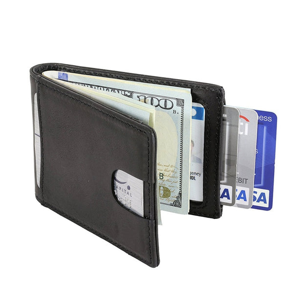 Clutch Pull-Out Wallet