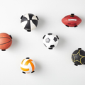 Ball-Claw™ - Universal Wall-Mounted Ball Holder