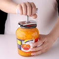 Size Adjustable Stainless Steel Can Opener Bottle Tin Cap