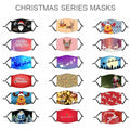 Merry Christmas Santa Claus FaceMask