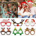 9pcs Christmas Glasses