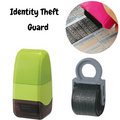 ID Theft Guard Roller Stamp