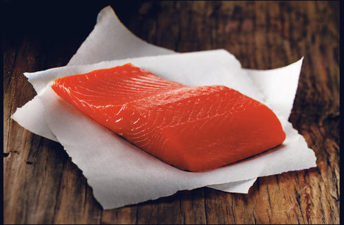 Wild Caught Alaskan Coho Salmon
