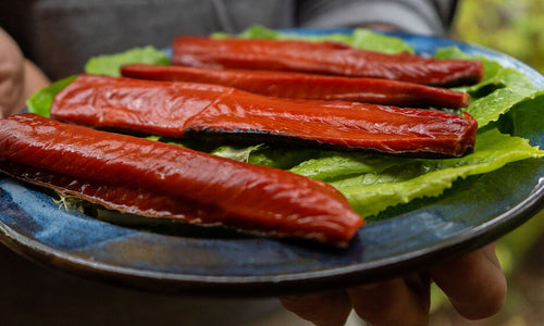 Traverse City Smoked Salmon Share