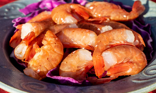 Traverse City Spot Prawn Share