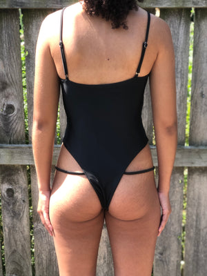Carly Bae One Piece Swimwear