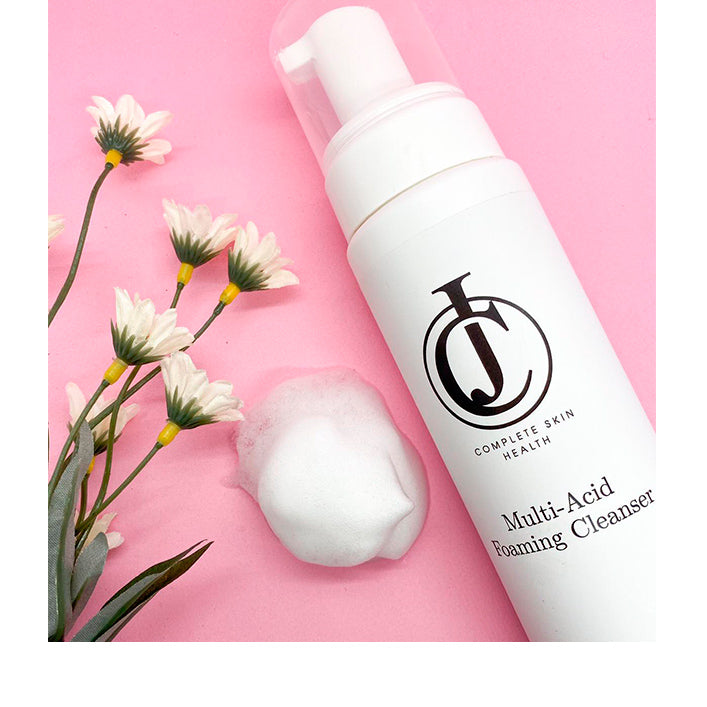 JC Multi-Acid Foaming Cleanser