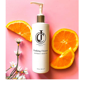 JC Purifying Gel Cleanser 8 fl oz