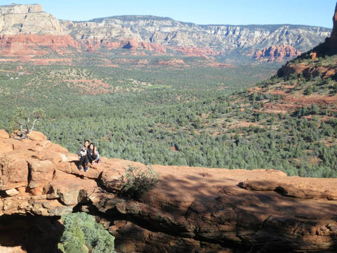 DEvils Bridge @ Sedona