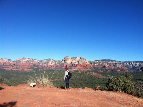 dog friendly hikes in sedona