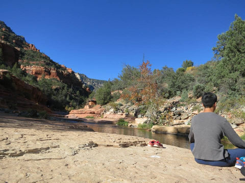 Obligatory Meditation in Sedona