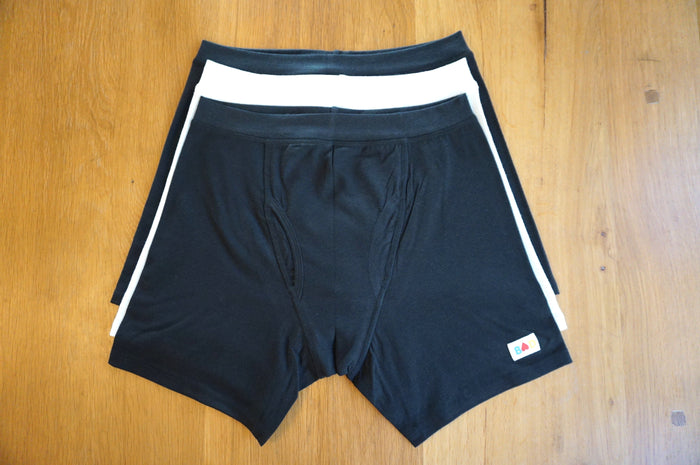 Hemp Boxer Briefs (2-Pack) MADE IN USA