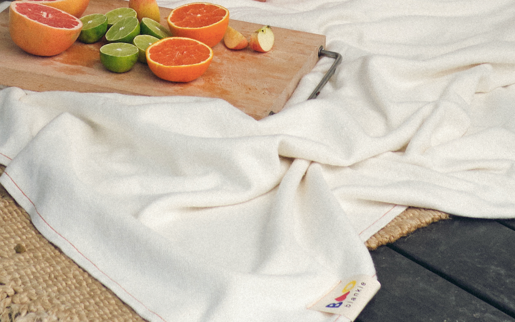 Organic Hemp Fleece Blankets
