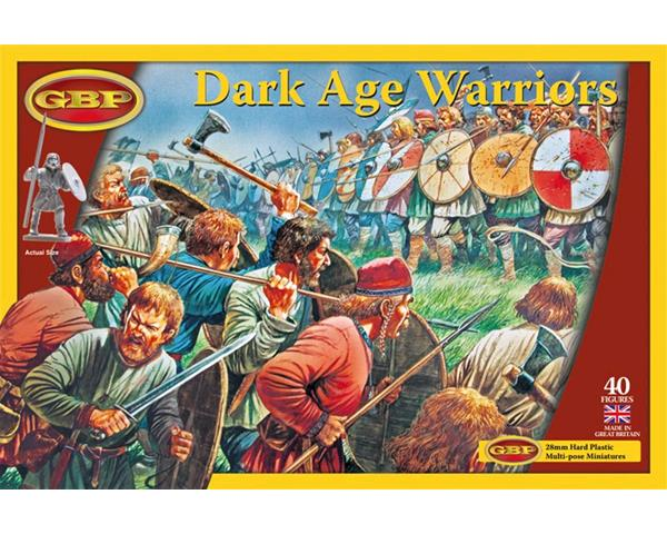 SAGA Dark Age Warriors (40 miniature)