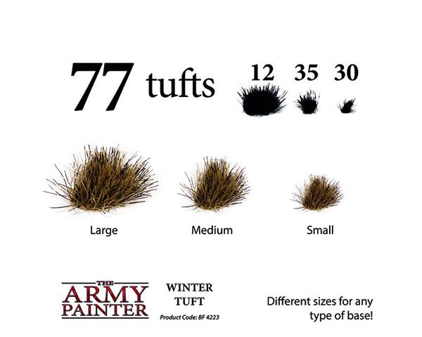 Winter Tuft