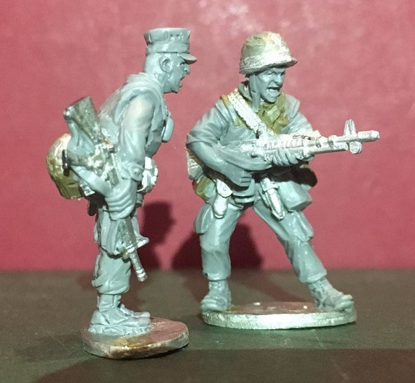 NAM 14 \ Two more characters from Full Metal Jacket. We introduce to you Gny Sgt Hartman and Private Gomer Pyle