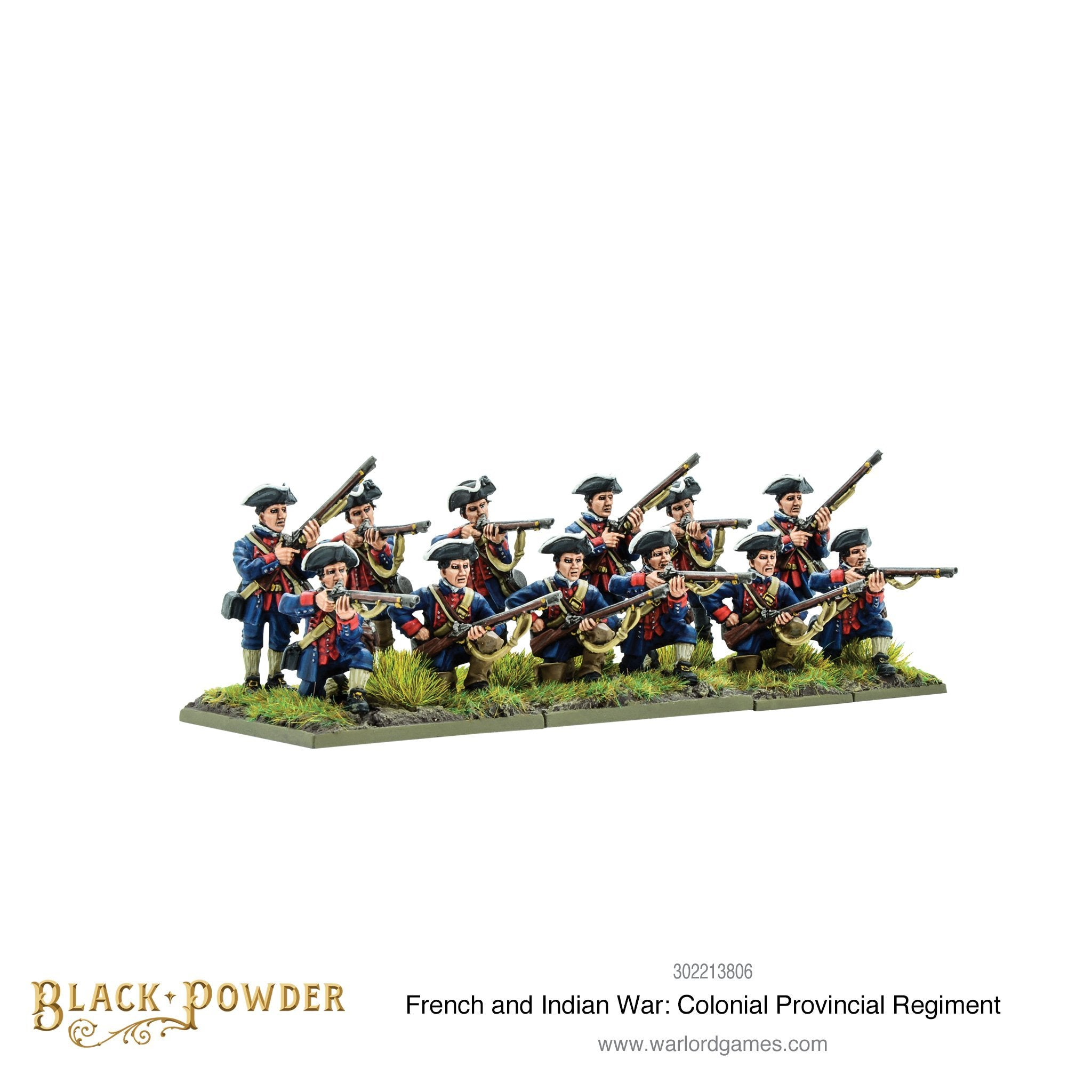 Colonial Provincial Regiment