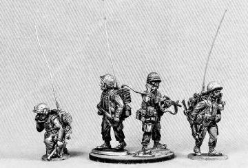 NAM 15 Marine RTO's.  The officer in the cameo is Captain Chuck Meadows who led Golf Company in a futile attack on the Citadel.