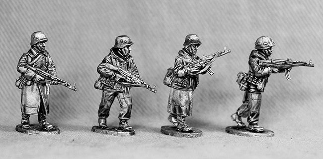 VG 1 \ Late War German Grenadiers/Volksgrenadiers. Stg44 armed